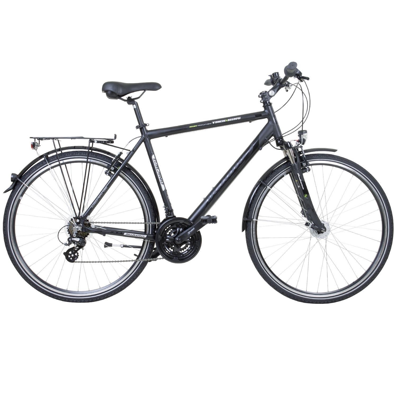28 Zoll Galano Trekking Rad Bike Tourenrad Herren Fahrrad Shimano ...