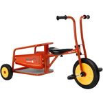 Italtrike Fire Truck Taxi Ambulance Police Tandem Dreirad Tricycle Kindertrike 3 - 6 Jahre Taxi Bild 2