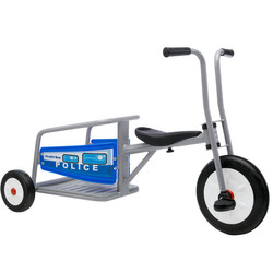 Italtrike Fire Truck Taxi Ambulance Police Tandem Dreirad Tricycle Kindertrike 3 - 6 Jahre Taxi