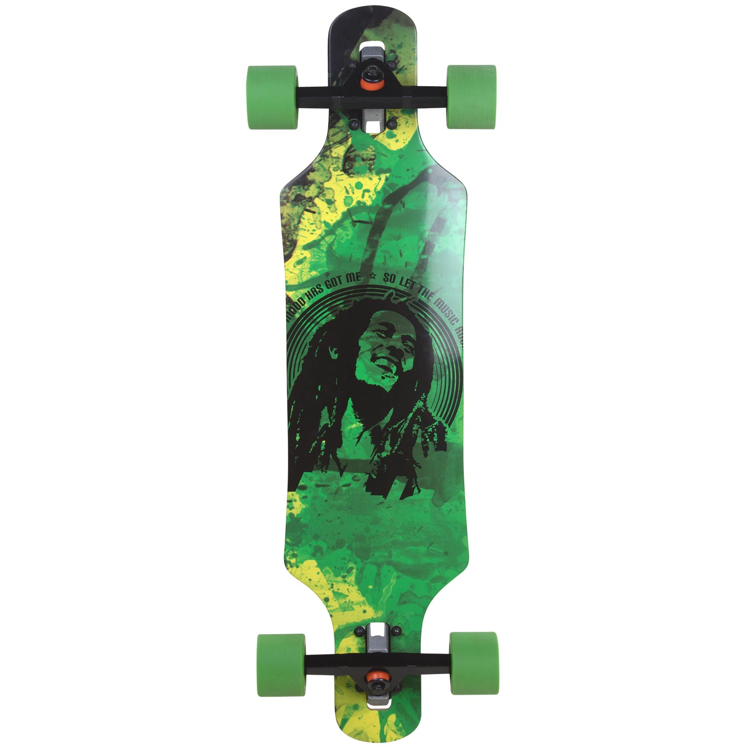 longboard kinder surge drop through kinderskateboard 81 cm extra leicht surfer ebay. Black Bedroom Furniture Sets. Home Design Ideas
