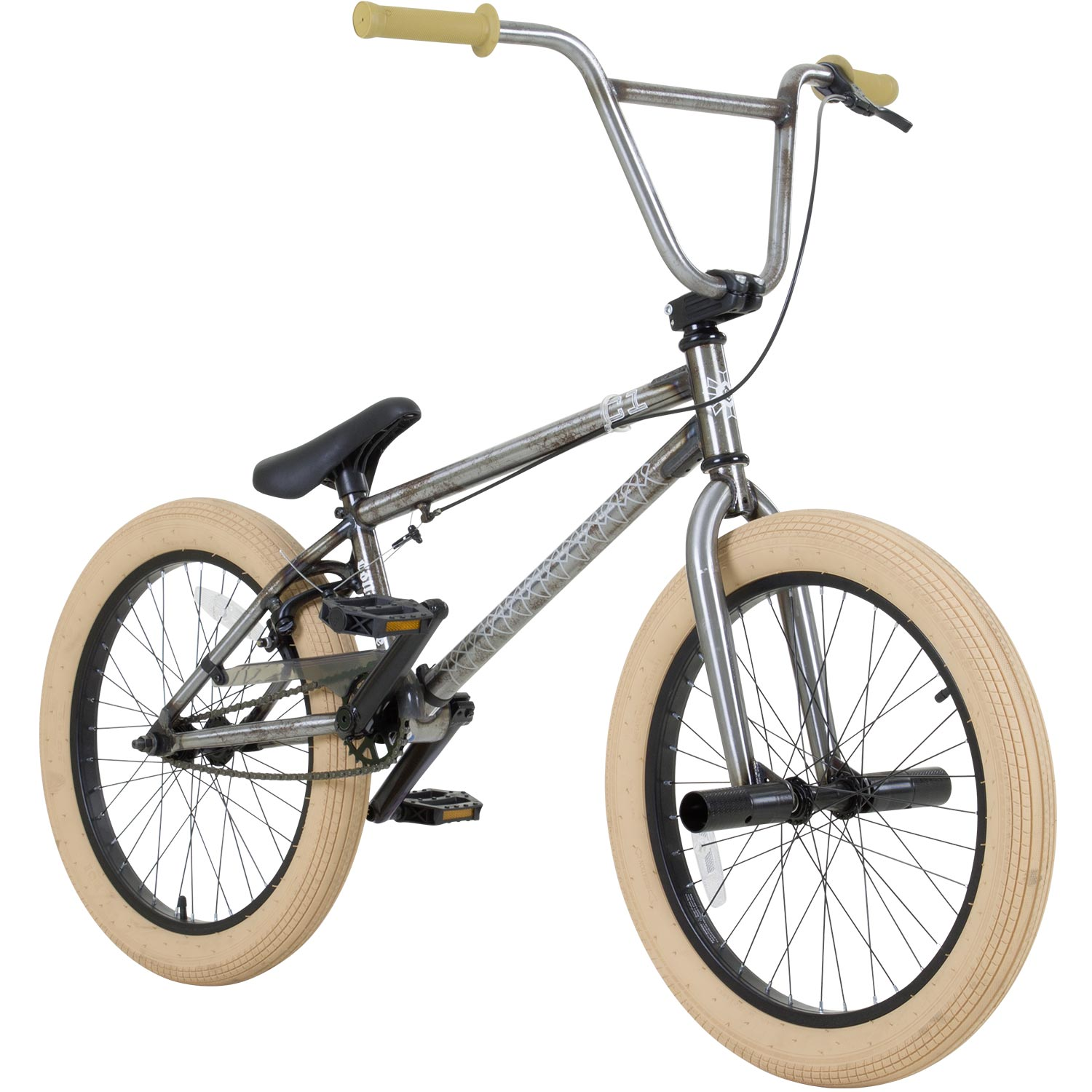 collective bikes c1 pro 20 zoll bmx park freestyle bike. Black Bedroom Furniture Sets. Home Design Ideas