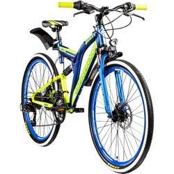 Galano Adrenalin DS 26 Zoll MTB Fully Mountainbike Jugendfahrrad Fahrrad StVZO