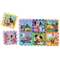 Disney Puzzlematte Spielmatte EVA Schaum Puzzle Spielboden Cars Frozen Minnie Mickey Bild 4