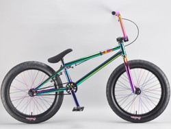 20 Zoll mafiabikes BMX Bike NEOMAIN oilslick 4130 chromoly Harry Main