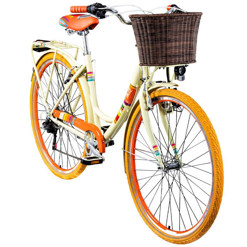 Chill Citys 700c Hollandrad Damenfahrrad Citybike 28 Zoll 6 Gang Stadtrad Damen Fahrrad