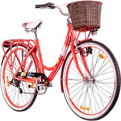 Chill Citys 700c Hollandrad Damenfahrrad Citybike 28 Zoll 6 Gang Stadtrad Damen Fahrrad Bild 2