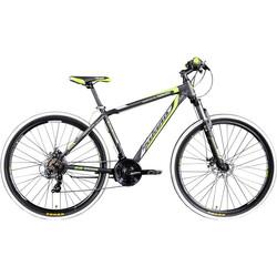 Galano Toxic 29 Zoll Mountainbike Hardtail MTB Fahrrad Scheibenbremsen Shimano Tourney Bild 4