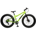 26 Zoll Coyote Skid Row 4.0 FAT TYRE Fatbike