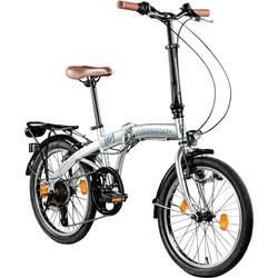 Galano Parklane 20 Zoll Klapprad Faltrad 6 Gänge StVZO-konform Urban Bike Bild 4