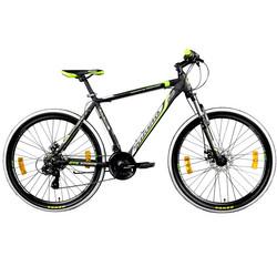Galano Toxic 650B MTB Mountainbike Hardtail 27,5 Zoll Scheibenbremsen Shimano  Bild 4