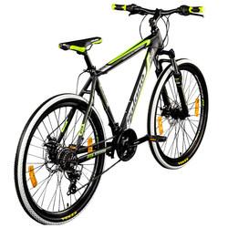 Galano Toxic 650B MTB Mountainbike Hardtail 27,5 Zoll Scheibenbremsen Shimano  Bild 7
