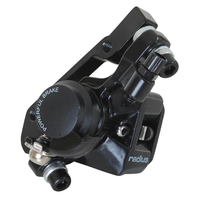 Radius BR-550 Bremssattel Scheibenbremse F180/R160 Fahrrad Mountainbike mechanisch (HR)