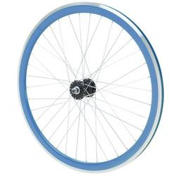 Viking Vorderrad ohne Reifen Fixie Singlespeed Hochflansch Fixed Gear Wheel