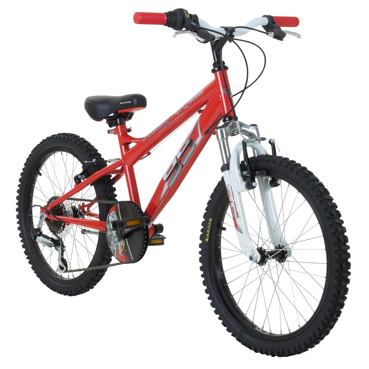 20 zoll cars hardtail mtb kinder mountainbike hardtail. Black Bedroom Furniture Sets. Home Design Ideas