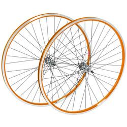 28  Zoll CHILL Laufräder Aluminium hinten oder vorne viele Farben Double Wall Laufradsatz Bild 6