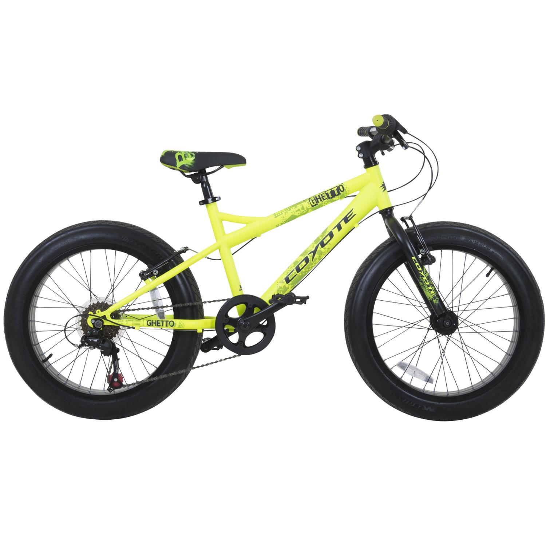 20 zoll fatbike coyote ghetto fat bike kinder und. Black Bedroom Furniture Sets. Home Design Ideas