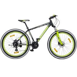 Galano Infinity 27,5 Zoll 650B+ MTB Mountainbike Scheibenbremsen Shimano Fatbike Bild 4