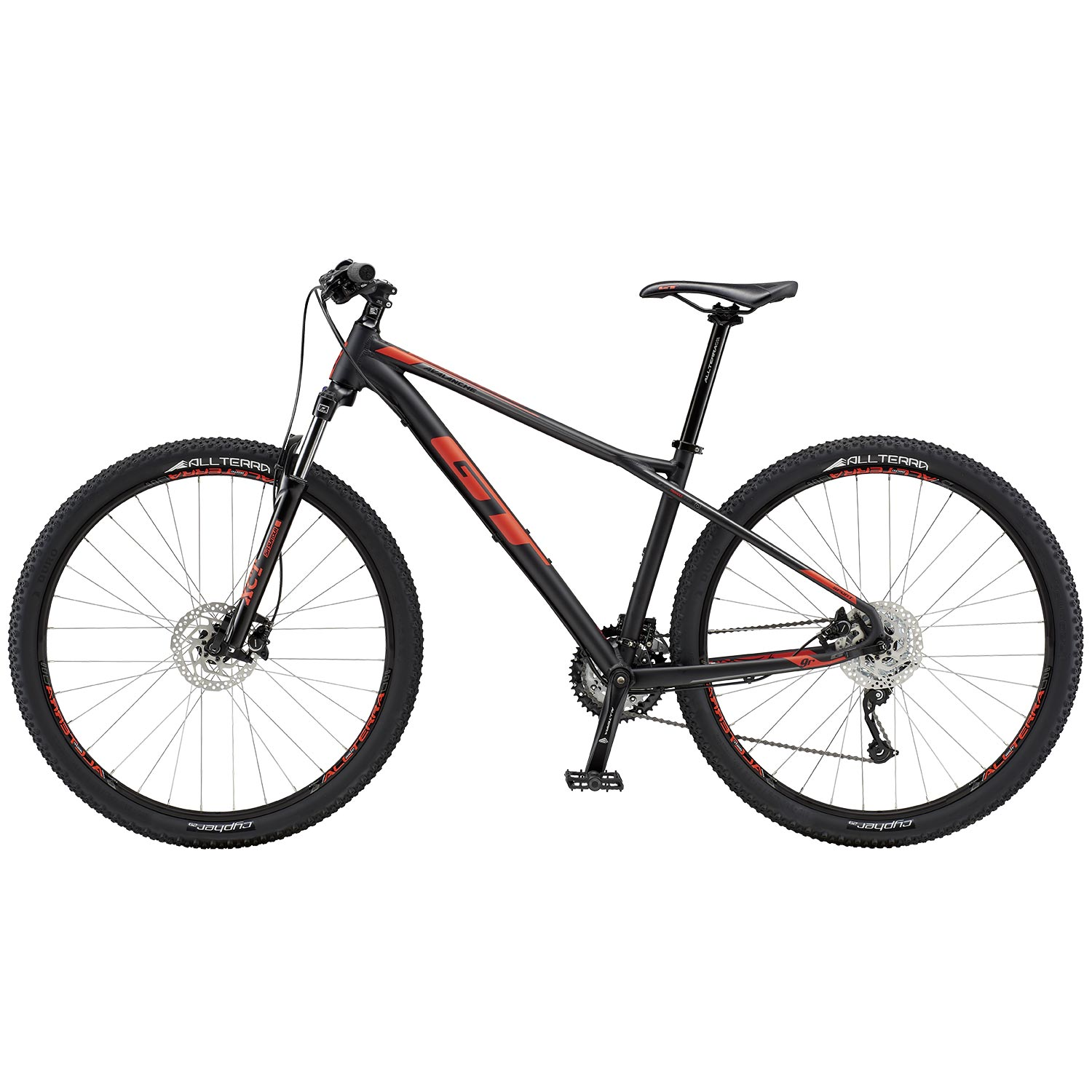 MTB Mountain Bike 29 Inch Hardtail Gt Avalanche Sports Trail All ...