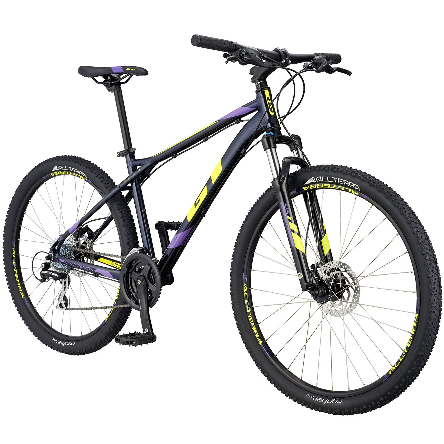 27 5 zoll gt aggressor expert womens mountainbike mtb. Black Bedroom Furniture Sets. Home Design Ideas