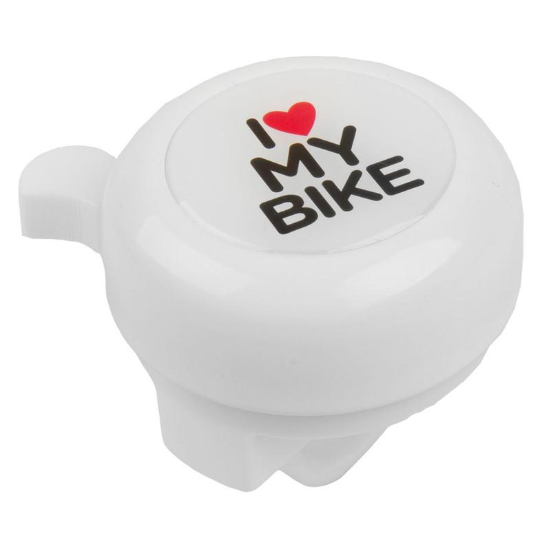 M-WAVE Bella 3D Fahrradglocke Glocke Klingel verschiedene Ausführungen