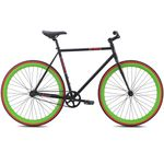 700c Se Bikes Draft Fixie Singlespeed Fixed Gear Bike für Damen ca 155 - 175 cm