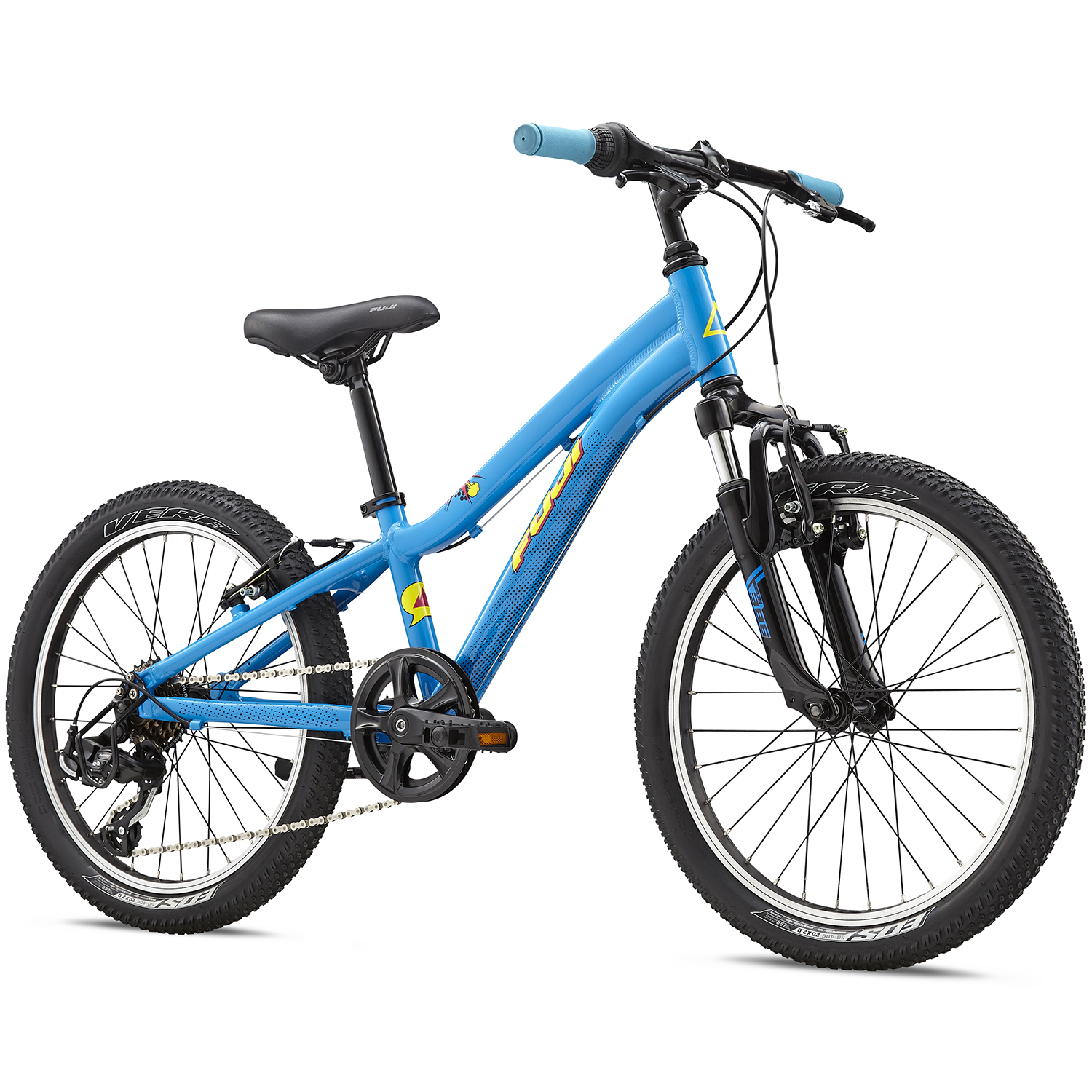 fuji dynamite 20b 20 zoll kinderfahrrad blau junior kids. Black Bedroom Furniture Sets. Home Design Ideas