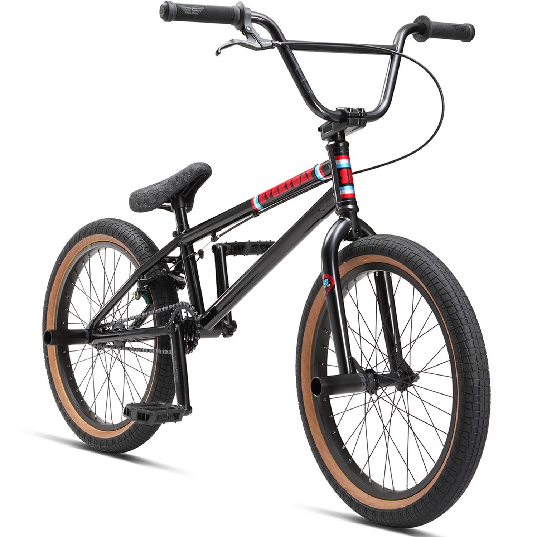 se bikes everyday 2018 20 zoll bmx dirt street park freestyle fahrrad schwarz fahrrad bmx. Black Bedroom Furniture Sets. Home Design Ideas