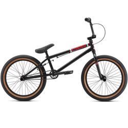 20 Zoll BMX SE Bikes EVERYDAY Dirt / Street / Park / Freestyle Fahrrad schwarz Bild 2