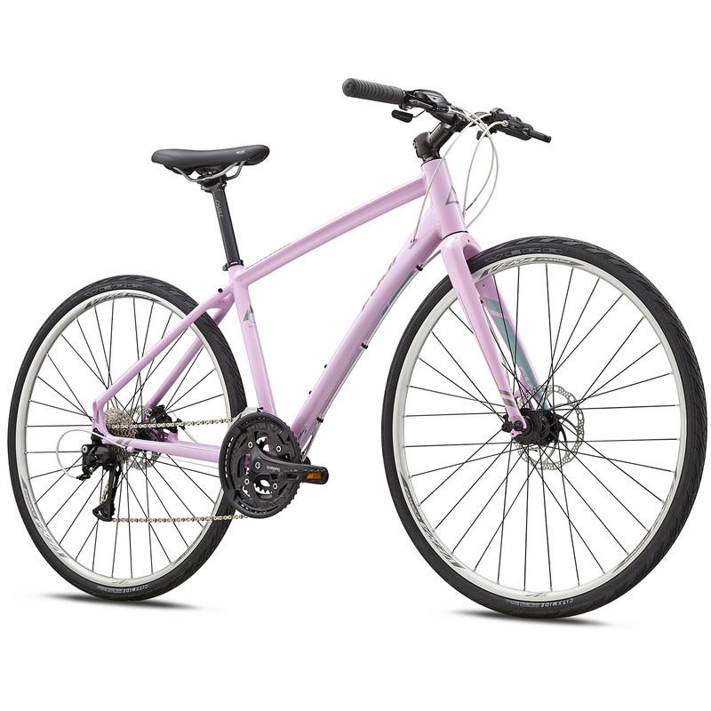 Fuji Silhouette 1.7 28 Zoll Crossrad Fitness Women Damen Fahrrad Pink