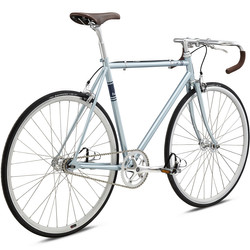 700c Fixie Fuji Feather Single Speed Bike Fahrrad Eingangrad Bild 5