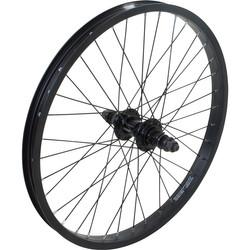 BMX Collective Laufrad 20 Zoll schwarz vorne oder hinten + 9t Driver