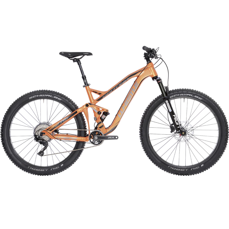 27,5 Zoll Mountainbike Whistle ARIZONA 1722 Rahmengröße 44 oder 48 ...