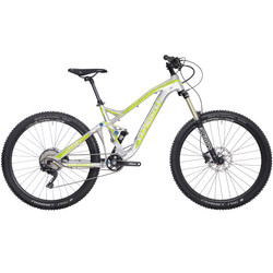 Whistle Dakota 1722 27,5 Zoll Mountainbike Rahmengröße 17 oder 19 Zoll Fully Full Suspension