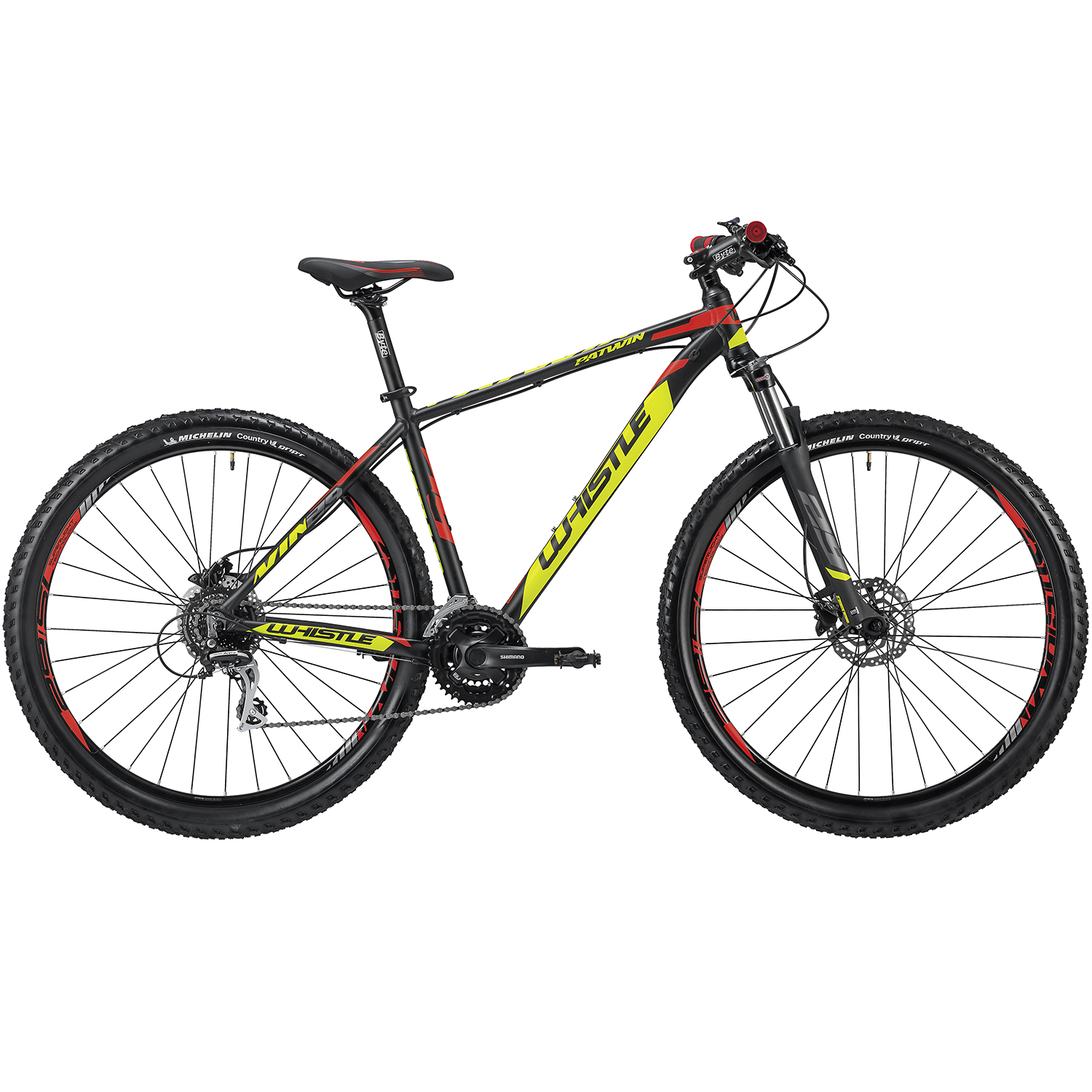 mountainbike 29 zoll whistle patwin 1833 mtb hardtail rad. Black Bedroom Furniture Sets. Home Design Ideas