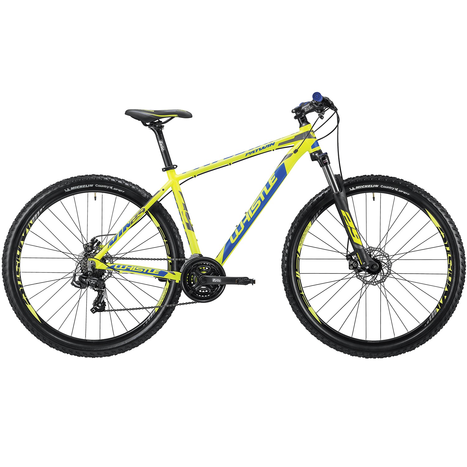 29 zoll mountainbike whistle patwin 1835 rahmengr e 17 19. Black Bedroom Furniture Sets. Home Design Ideas
