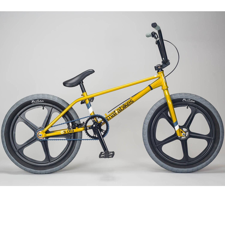 20 Zoll BMX mafiabikes OS ORA Bike SKYWAY MAG WHEELS | eBay