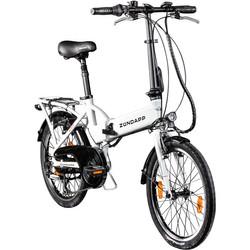 Zündapp Z101 20 Zoll Faltrad E-Bike Klapprad Pedelec StVZO Elektrofaltrad 6 Gänge