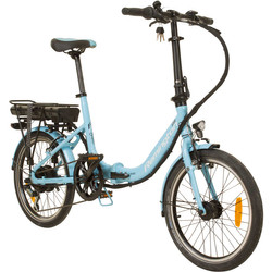 Remington City Folder 20 Zoll Faltrad E-bike Klapprad Pedelec StVZO Elektrofaltrad