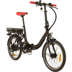 Remington City Folder 20 Zoll Faltrad E-bike Klapprad Pedelec StVZO Elektrofaltrad 002