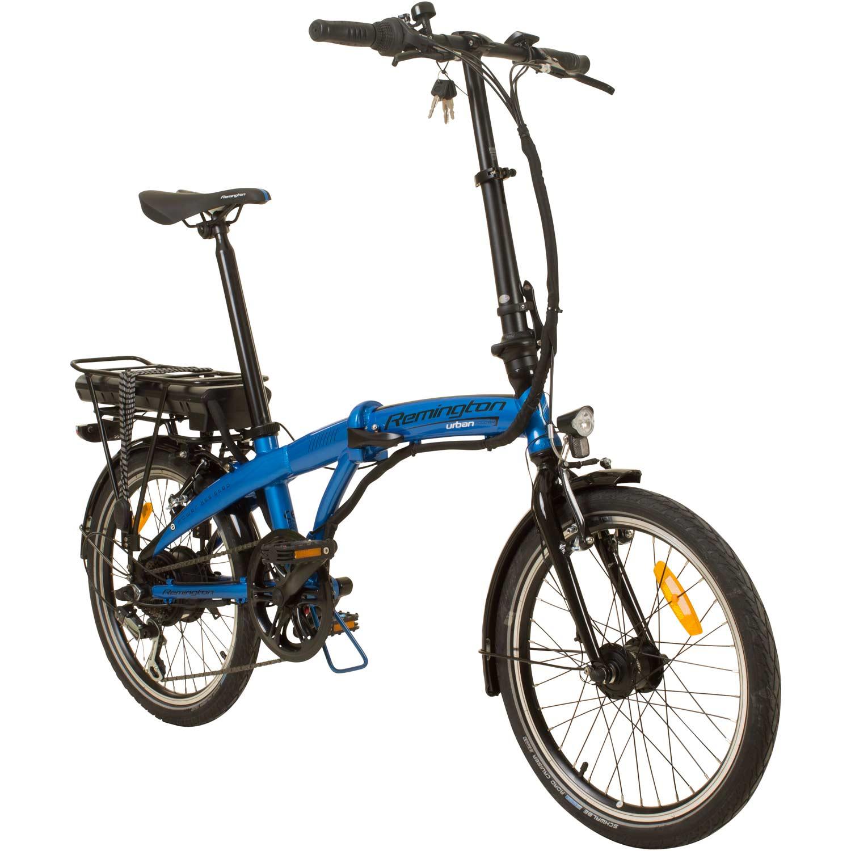 Remington Urban Folder 20 Zoll Faltrad E-bike Klapprad Pedelec StVZO ...