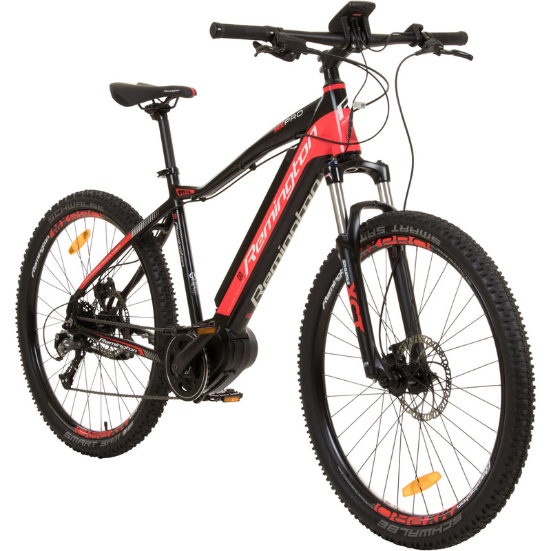 Remington MX Pro 650B 27,5 Zoll MTB E-Bike Mountainbike Pedelec Mittelmotor