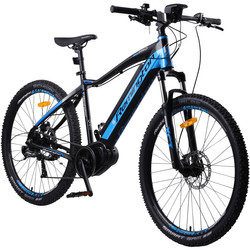Remington MX Pro 650B 27,5 Zoll MTB E-Bike Mountainbike Pedelec Mittelmotor 002