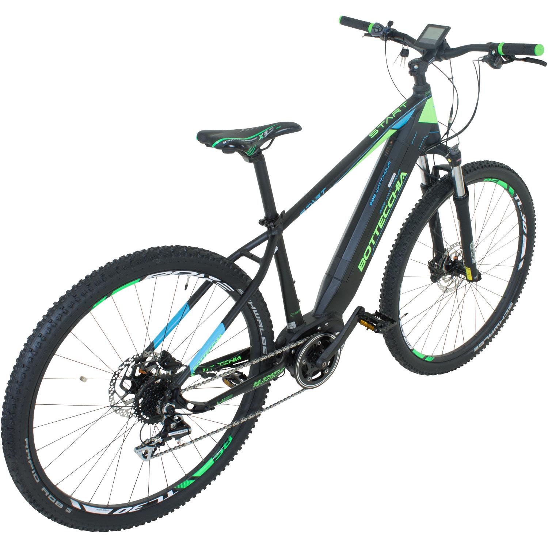 mountain bike 29 inch botteccia be 32 shimano e bike pedelec mid engine ebay. Black Bedroom Furniture Sets. Home Design Ideas