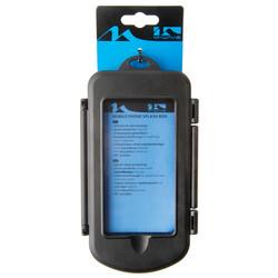 M-WAVE Hardcase für mobile Endgeräte mit Halter Fahrrad Smartphone Handy Lenker Bild 2