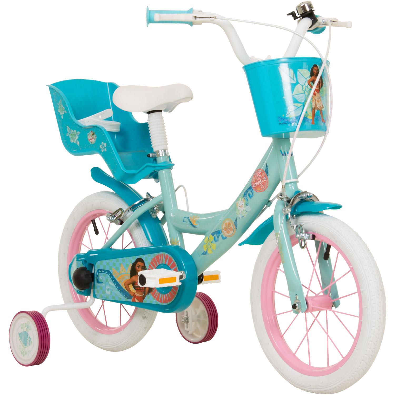 disney vaiana 14 zoll kinderrad m dchenfahrrad ab 3 5 jahren fahrrad kinderfahrrad. Black Bedroom Furniture Sets. Home Design Ideas