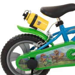 Disney Arlo & Spot 12 Zoll Kinderfahrrad Dinosaurier Fahrrad Stützräder ab ca. 3 Jahre Bild 2