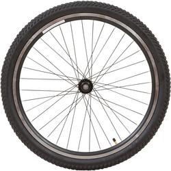 24 Zoll Zündapp MTB Laufräder Aluminium hinten oder vorne Scheibenbremsen Bild 4