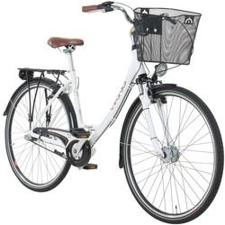 Galano Prelude 700c Damenfahrrad 28 Zoll Citybike Stadt Fahrrad Licht 3 Gang Nexus Hollandrad Bild 9