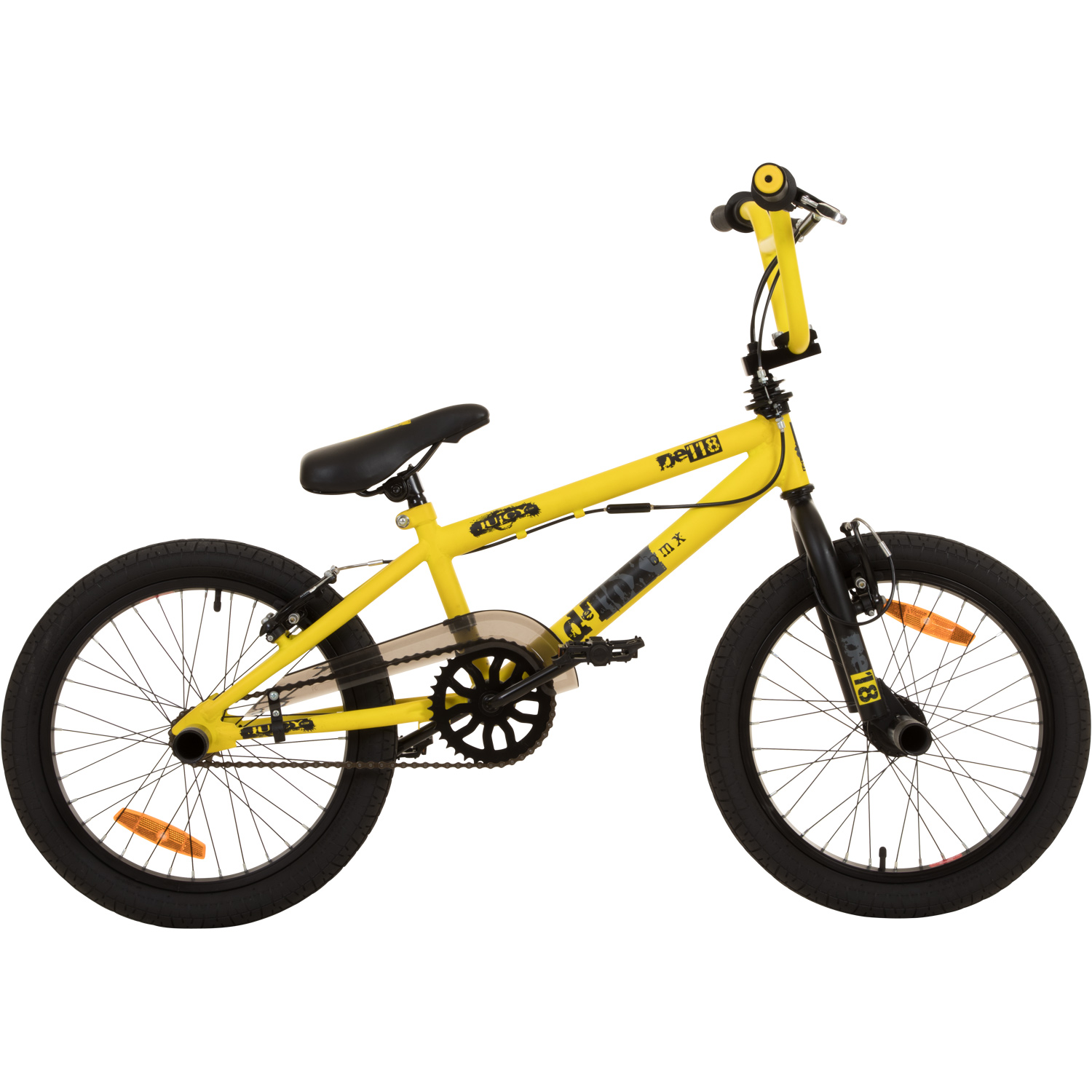 kinder bmx 18 zoll freestyle bike detox juicy. Black Bedroom Furniture Sets. Home Design Ideas