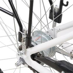 Viking Prelude 28 Zoll Citybike Stadt Fahrrad Licht 8 Gang Nexus + Federgabel Bild 3